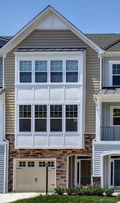 Henrico Condo/Townhouse For Sale: 2274 Perennial Circle #53 J