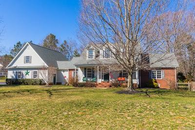 Henrico Single Family Home For Sale: 5248 Fisher Crest Lane