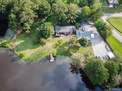 Hanover County Single Family Home For Sale: 8110 Woodbridge Road