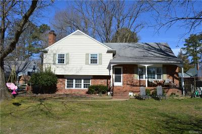 Henrico County Single Family Home For Sale: 7714 Biscayne Court