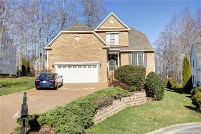 Manakin Sabot Single Family Home For Sale: 410 Powhatan Hill Place