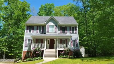 Chester Single Family Home For Sale: 12307 Tavern Hill Court