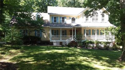 Chesterfield County Rental For Rent: 9604 Summercliff Court
