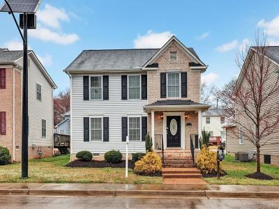 Richmond Single Family Home For Sale: 1716 Kemper Street