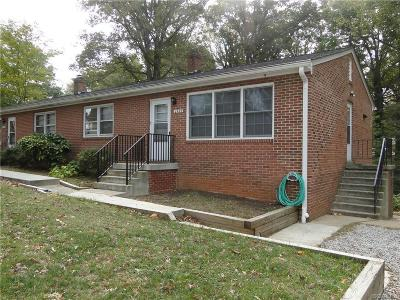 Chesterfield County Rental For Rent: 2423 Sherbourne Road