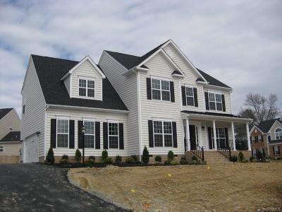 Goochland County Single Family Home For Sale: 3655 W Rocketts Ridge Court