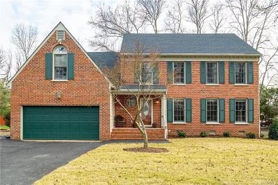 Henrico County Single Family Home For Sale: 10605 Argonne Drive