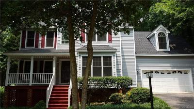 Chesterfield County Rental For Rent: 6012 Rose Arbor Court