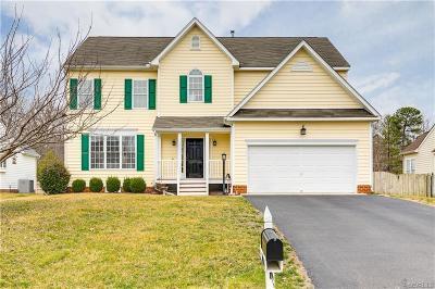 Mechanicsville Single Family Home For Sale: 10044 Doe Run Place