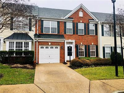 Henrico Condo/Townhouse For Sale: 3005 Barbara Place