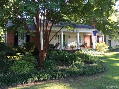 Henrico Single Family Home For Sale: 903 Westham
