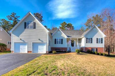 Midlothian Single Family Home For Sale: 12724 Forest Mill Drive