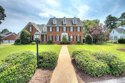 Henrico County Single Family Home For Sale: 5719 Stoneacre Court