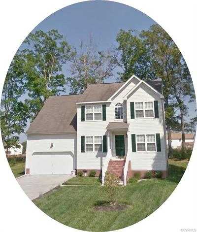 Henrico Single Family Home For Sale: 2908 Surfscoter Court