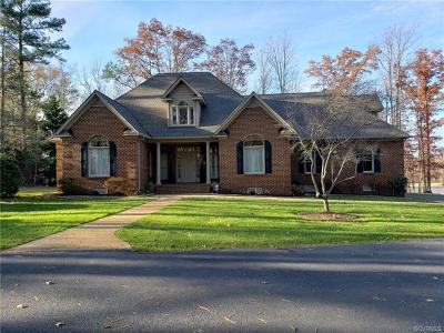 Hanover Single Family Home For Sale: 13472 Lower Lakes Place