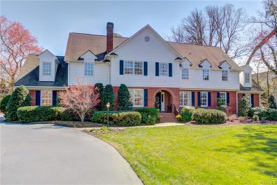 Henrico Single Family Home For Sale: 435 Ziontown Road