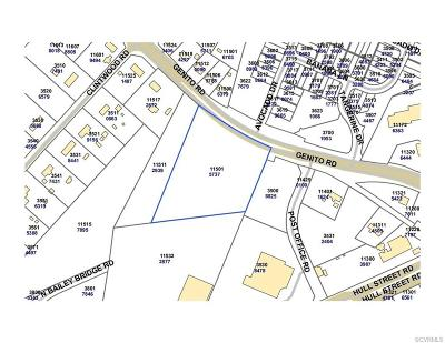 Land For Sale: 11501 Genito Road