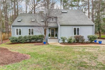 Henrico Single Family Home For Sale: 1779 S Dover Pointe Road
