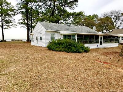Deltaville Single Family Home For Sale: 198 Montgomery Cove Road