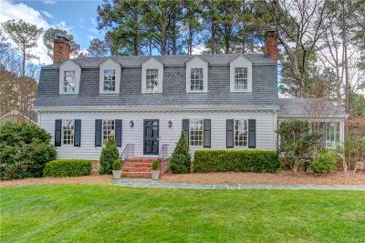 Henrico Single Family Home For Sale: 8964 Tarrytown Drive