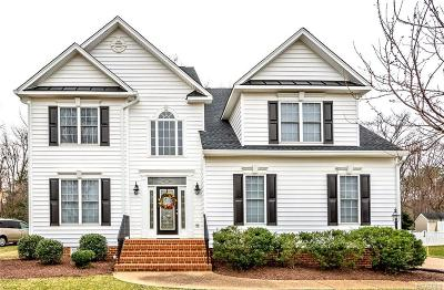 Glen Allen Single Family Home For Sale: 8751 Brays Fork Drive