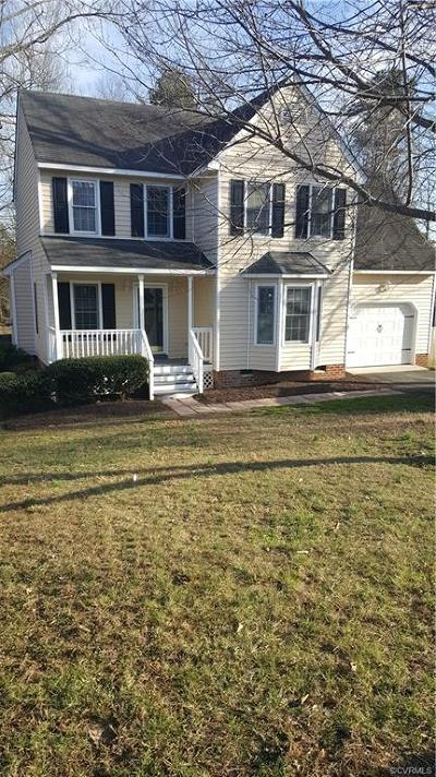 Henrico Single Family Home For Sale: 10921 Point Grey Road