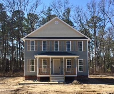 Henrico Single Family Home For Sale: 1566 S Laburnum Avenue