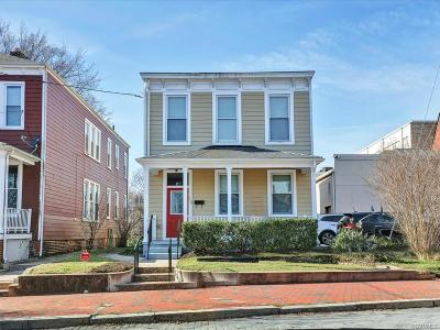 Richmond Single Family Home For Sale: 712 N 24th Street