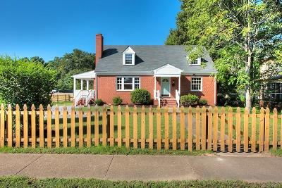 Richmond Single Family Home For Sale: 18 Roanoke Street