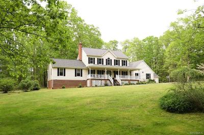 Goochland Single Family Home For Sale: 2938 Stone Creek Drive