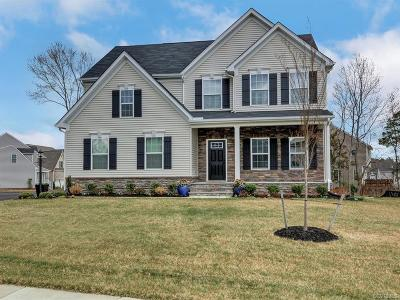 Henrico Single Family Home For Sale: 9409 Laughing Oak Court