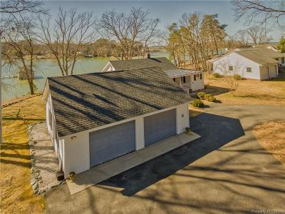 Topping Single Family Home For Sale: 635 Long Point Lane