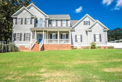Henrico Single Family Home For Sale: 5200 Fisher Crest Lane
