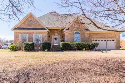 Single Family Home For Sale: 10512 Jordan Parkway