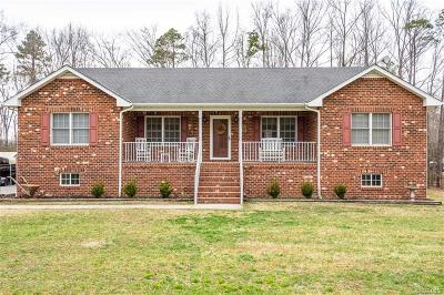 Henrico Single Family Home For Sale: 6216 Hines Road