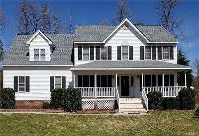 Prince George Single Family Home For Sale: 4216 Woods Ridge Lane