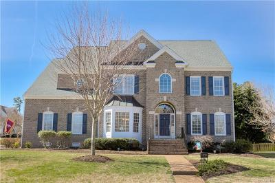 Glen Allen Single Family Home For Sale: 11701 Country Lake Drive