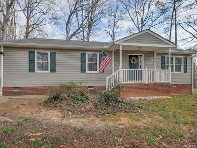 Chester Single Family Home For Sale: 3131 Ghent Drive