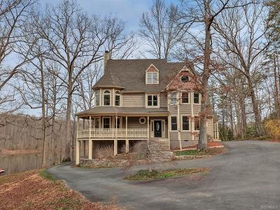 Goochland County Single Family Home For Sale: 4070 Lake Killarney