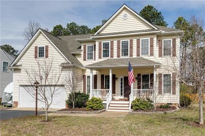 Henrico County Single Family Home For Sale: 10528 Boscastle Road