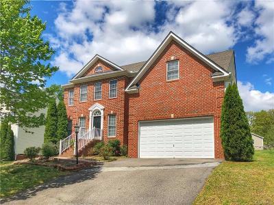 Glen Allen Single Family Home For Sale: 4112 Lexington Farm Drive