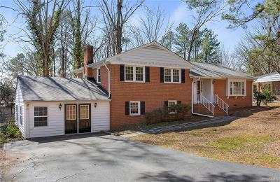Henrico Single Family Home For Sale: 10507 Gayton Road