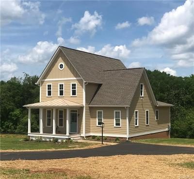 Goochland Single Family Home For Sale: 3010 Swann's Inn Crescent