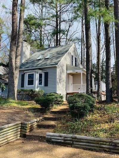 Chesterfield Single Family Home For Sale: 7605 Offshore Drive