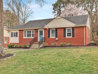 Henrico Single Family Home For Sale: 8511 Spalding Drive