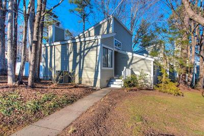 Henrico Condo/Townhouse For Sale: 1811 Millrun Place