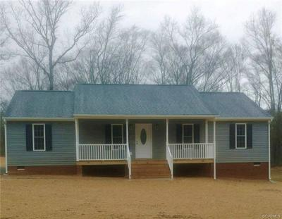 Single Family Home For Sale: 0000 Riverwood Circle
