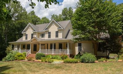 Powhatan Single Family Home For Sale: 2032 Valley Springs Court