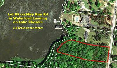Land For Sale: Lot 85 Miry Run Road