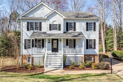 Mechanicsville Single Family Home For Sale: 10213 Grand Hickory Drive